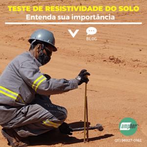 importancia do teste de resistividade