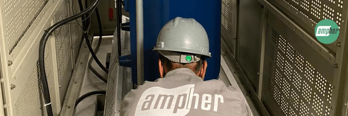 Como é feita a manutenção de transformadores